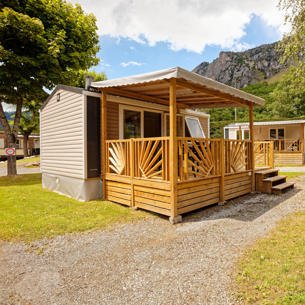 mobil-home 1ch ariege