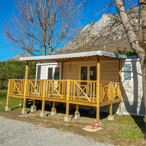 mobil-home 2ch ariege